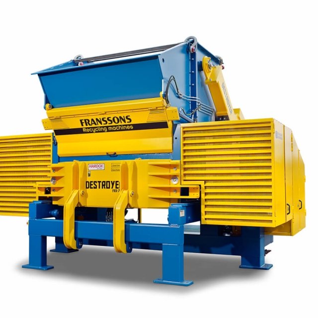 Franssons Recycling machines