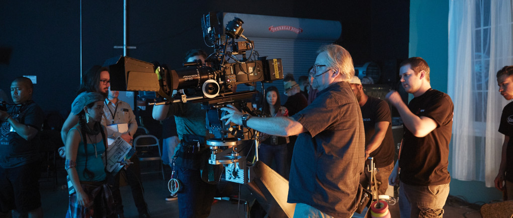 ASC Masterclass Hollywood Livegrade